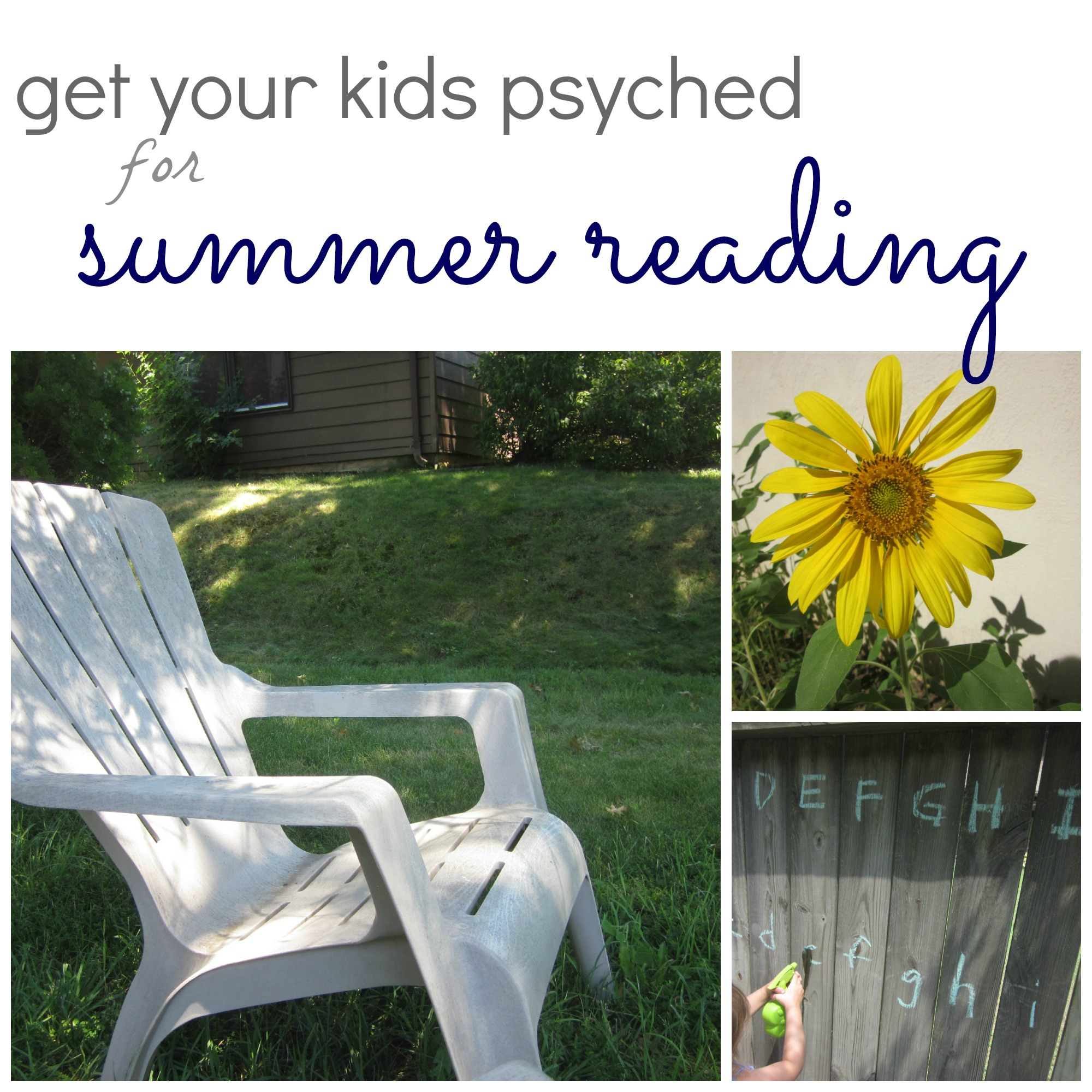 5 ways to get your kids psyched for summer reading