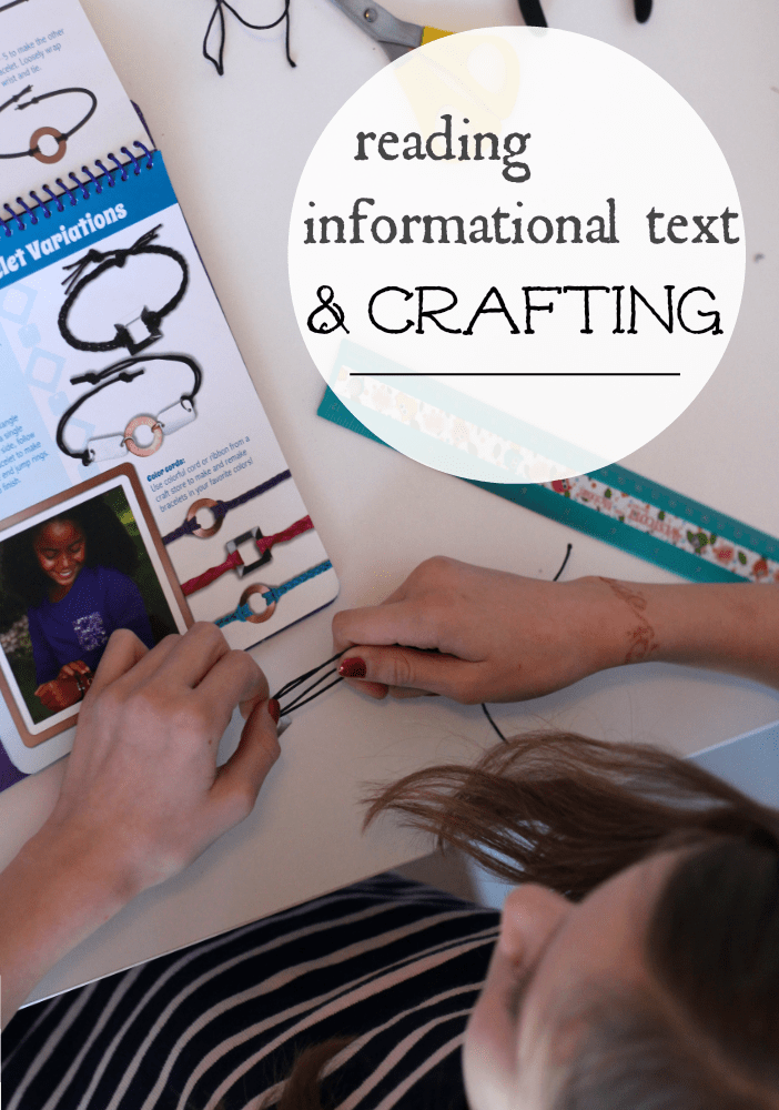 reading informational text and crafting   teachmama.com