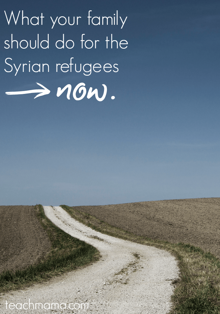 what your family should do for syrian refugees | teachmama.com