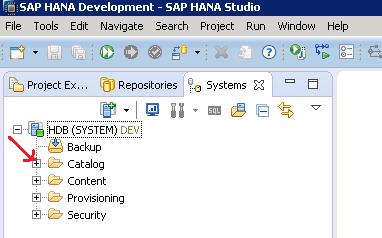 SAP HANA TABLE