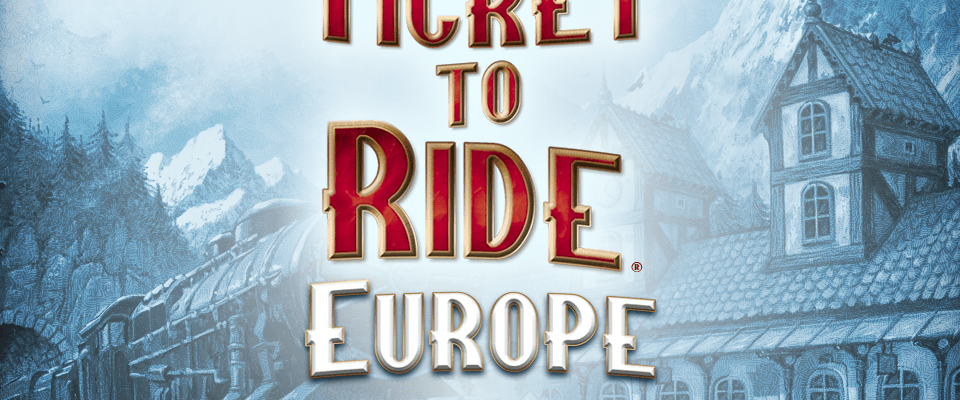 Ticket to Ride Europe for Free this weekend only for iPhone and iPod Touch