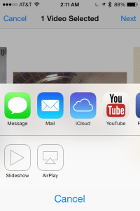Apple introduces Video sharing via Photo Stream in iOS 7 and Apple TV 6.0
