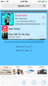 Queue & Open Music