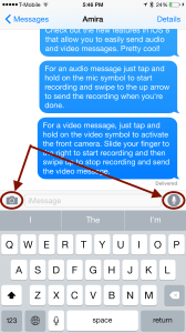 iOS 8.1 Quick Tip: How to send a video or audio message using the new Messages app