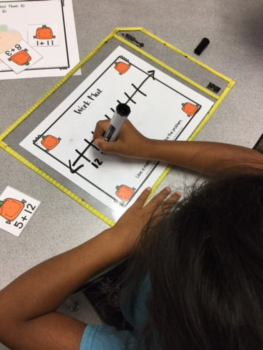 ELA and Math Fall Center activities_easy prep_student_centered_learning activities