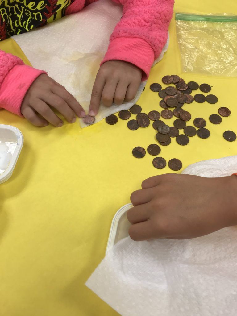 cleaning-pennies-colonial-day-long-ago-today-teach-me-t