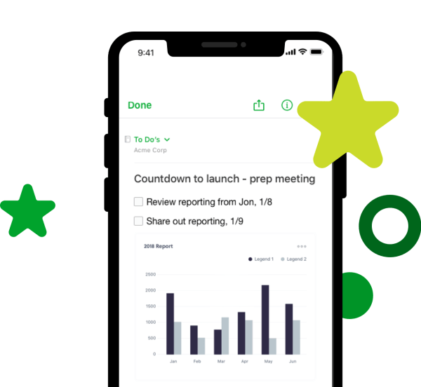 Evernote is a digital organization tool
