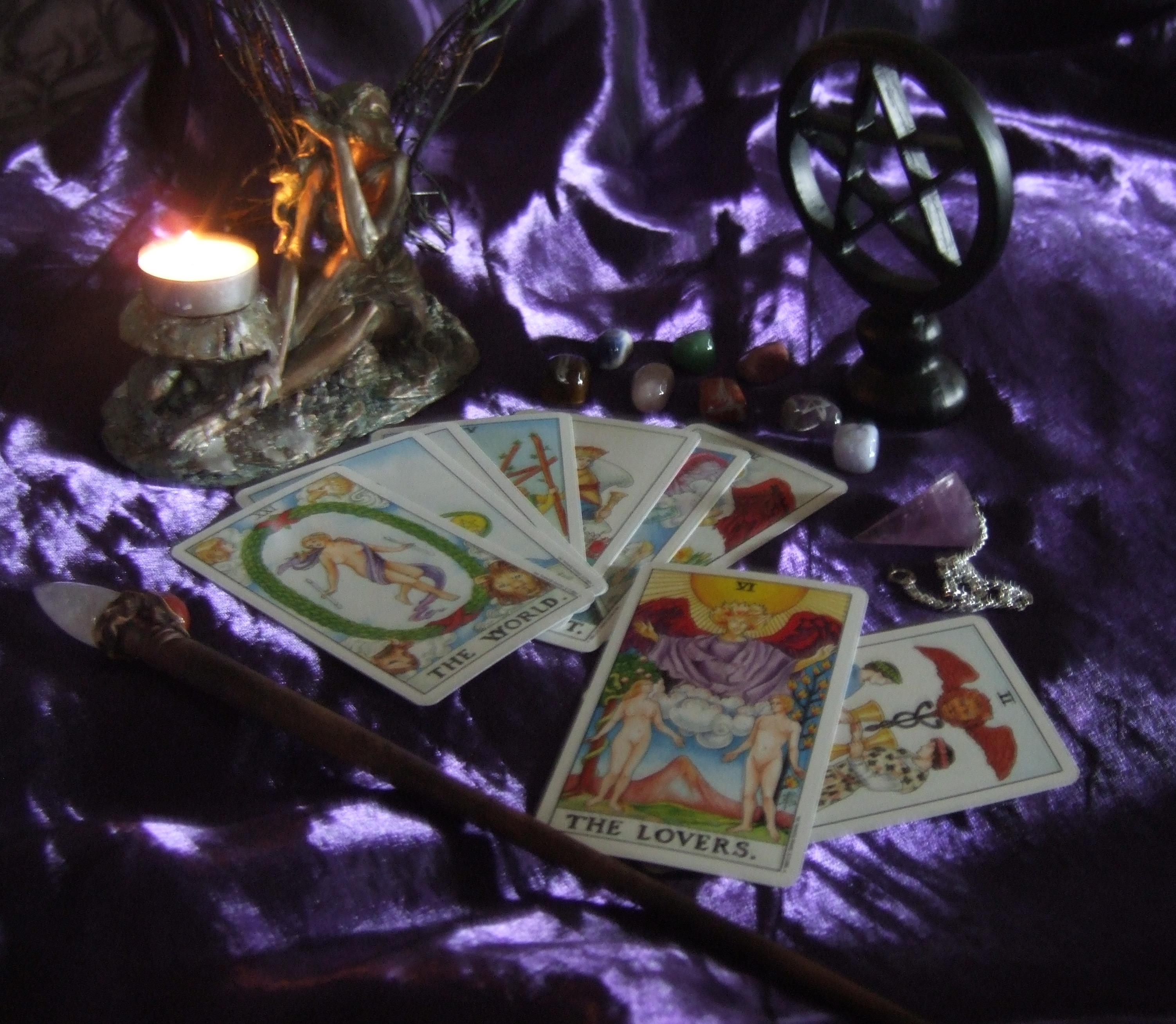 Sample Worksheets For Tarot Students Truly Teach Me Tarot