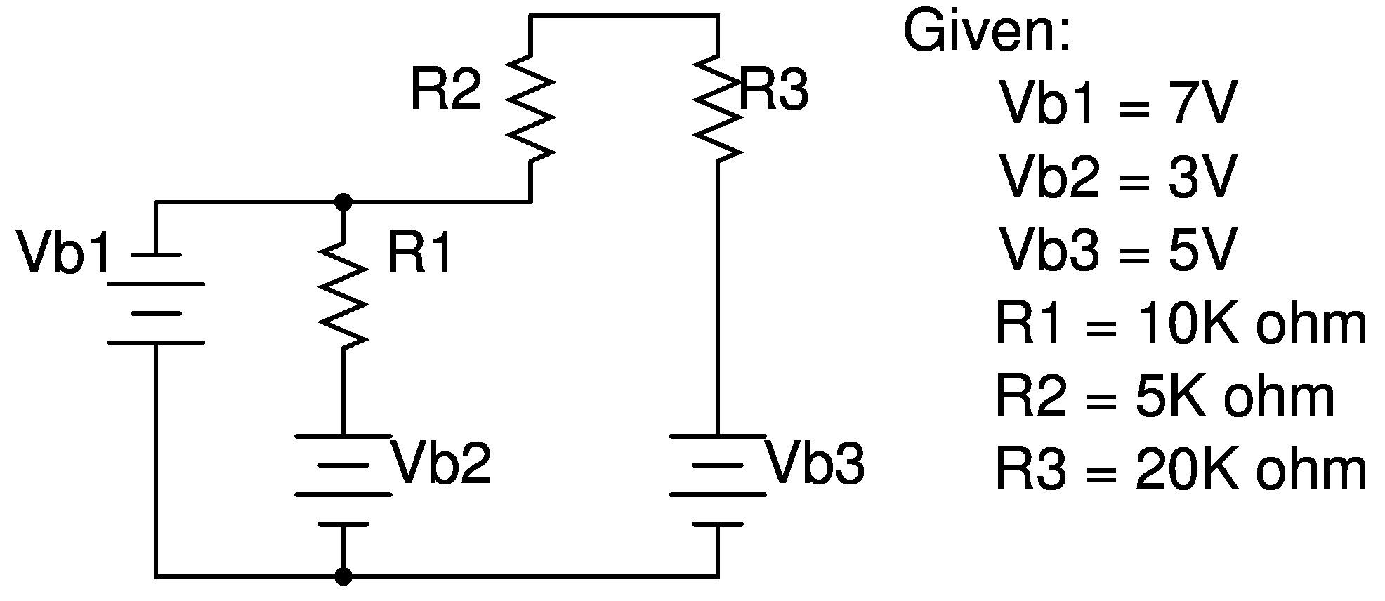Basic Electronic Exercises
