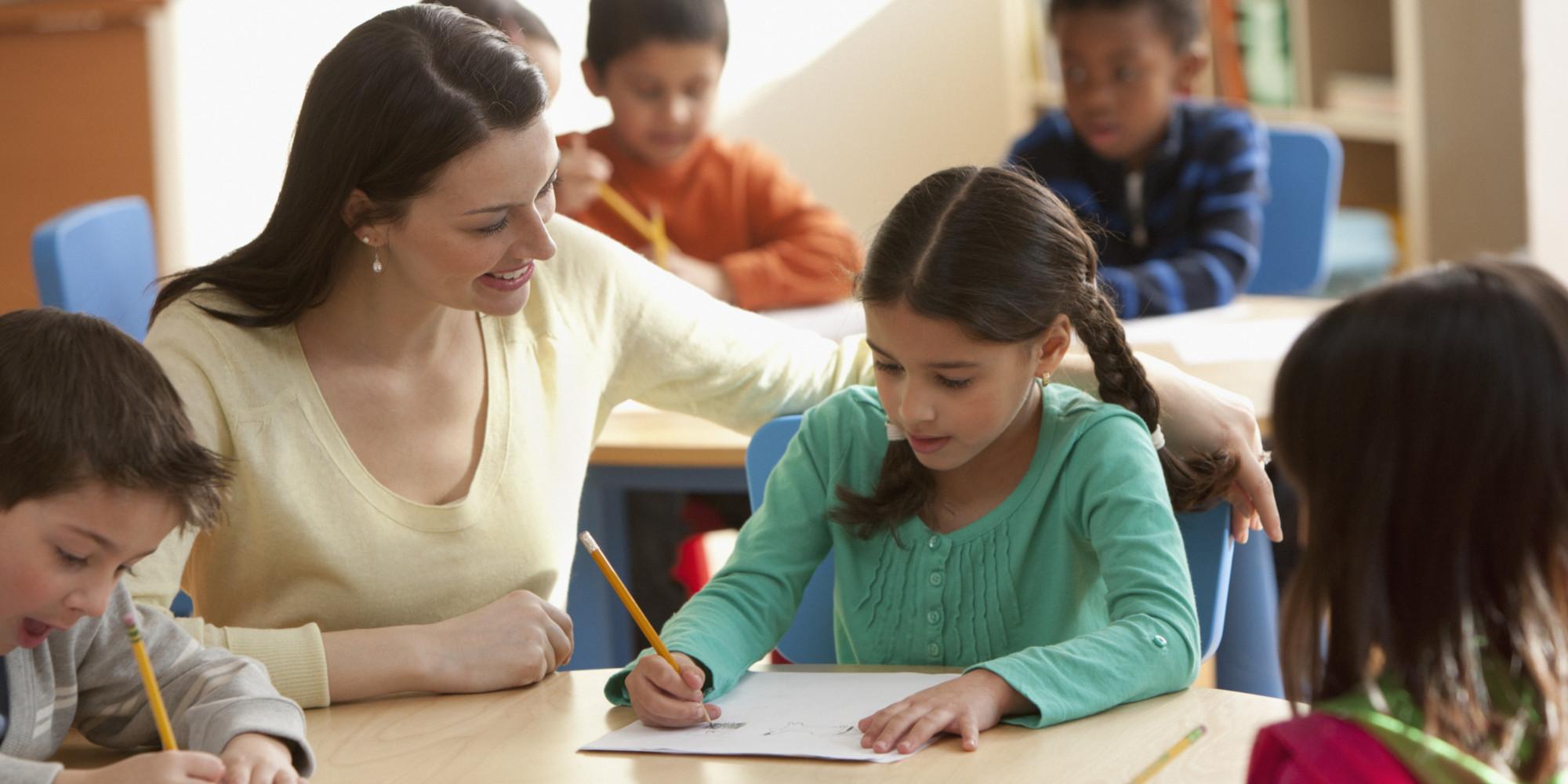 Αποτέλεσμα εικόνας για classical paintings with pretty woman teacher in classroom