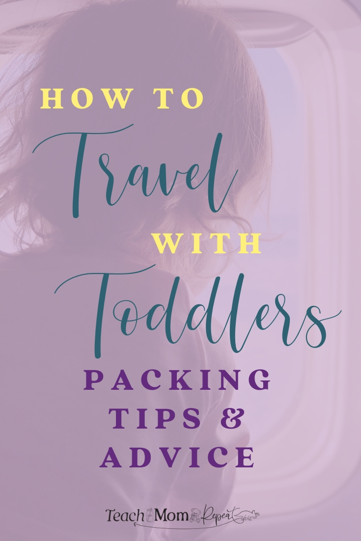 Planning a vacation or getaway with the family can be stressful when young children are involved. The younger the child the more gear they seem to need. Here are some tips and tricks for making travel with your toddler and infant less stressful.