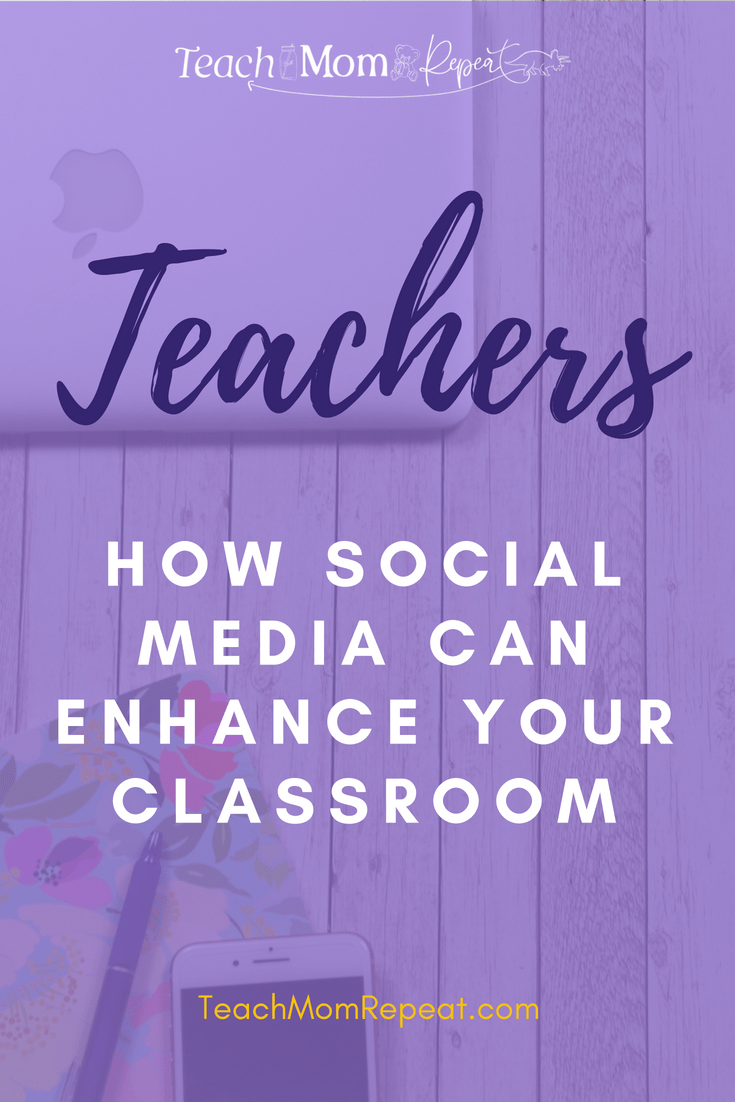 Teachers: How social media can enhance your classroom
