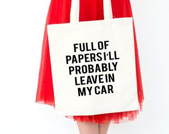 Teacher Bag Sayings