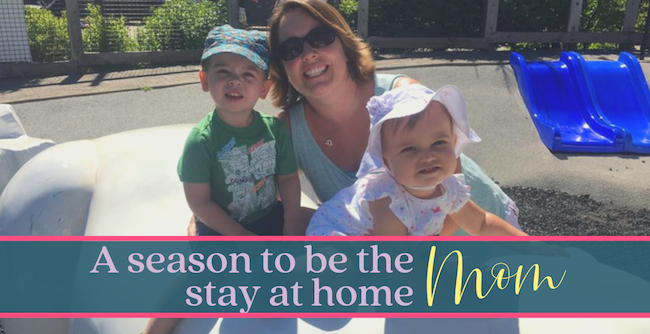 Stay at Home Mom Season