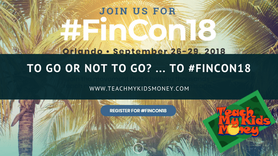 To go, or not to go…to #FinCon18!