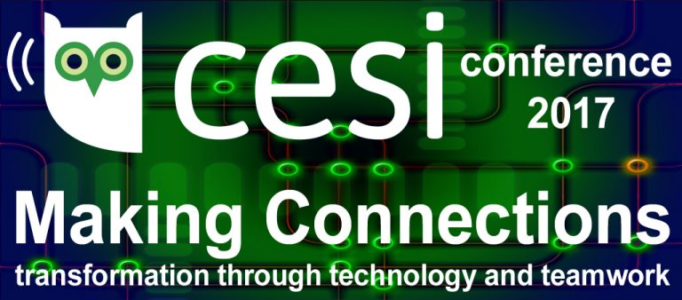 CESI Conference 17 banner