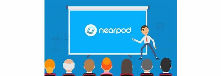 Nearpod logo banner