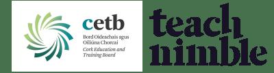 CETB and TeachNimble logos