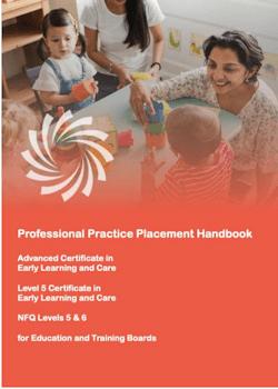 ELC Professional Practice Placement Handbook V 1.0 June 2021 ETBs screenshot