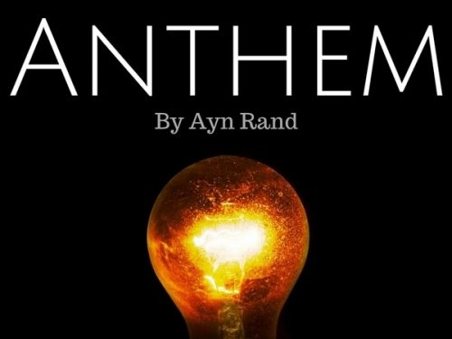 anthem by ayn rand cover