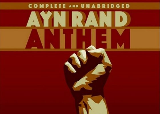 activities for teaching anthem main