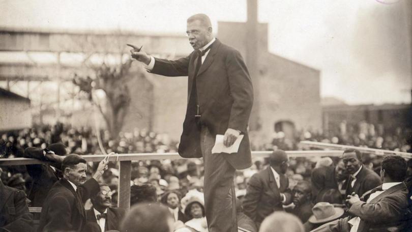 A Raisin in the Sun and Booker T. Washington