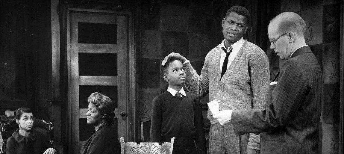systemic racism in A Raisin in the Sun