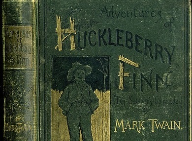 Pros and cons of teaching Huckleberry Finn outdated language and dialects