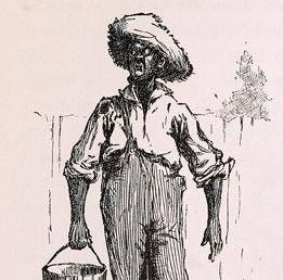 pros and cons of teaching huckleberry finn and racist illustrations