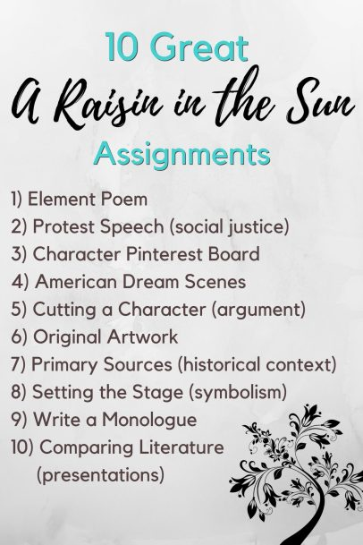 10 Great A Raisin in the Sun Assignments
