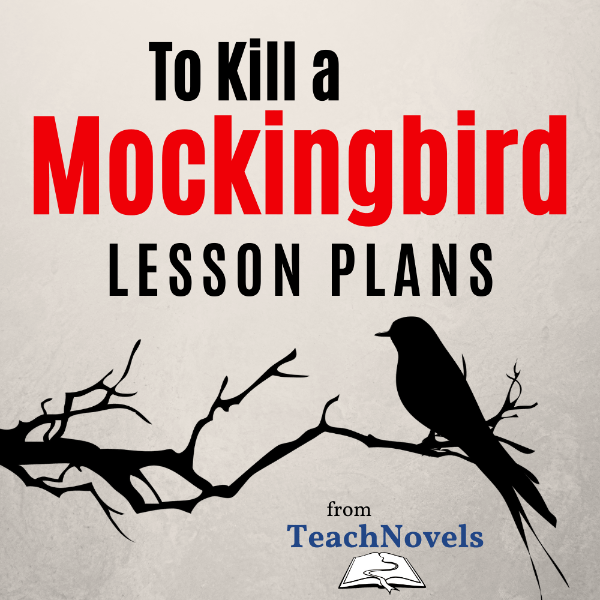 To Kill a Mockingbird Lesson Plans COVER - Edited