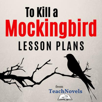 To Kill a Mockingbird Lesson Plans COVER - Edited
