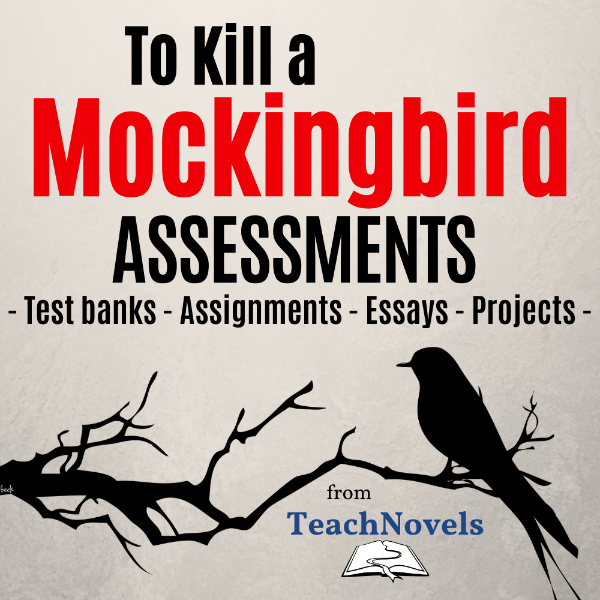 To Kill a Mockingbird Culminating Tasks and extension activities