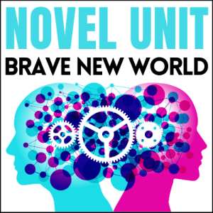 Brave New World Complete Unit COVER