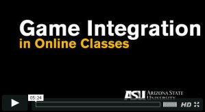 Integrating Games into the Curriculum
