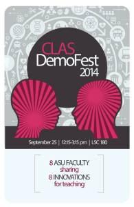 demofest poster