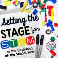Setting the Stage for STEM