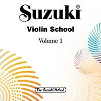 Volume 1 Suzuki violin