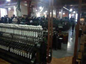 The Victorian Cotton Mill