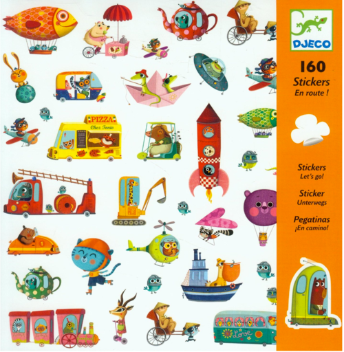 How will you use these  Let's Go Stickers . Have your students put them in their music to show up, down, mood, tempo...the possibilities are endless!