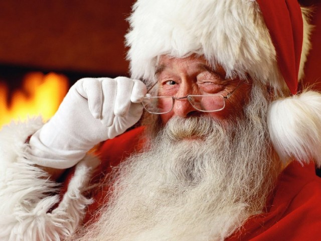 Santa Claus image taken from skytop.com