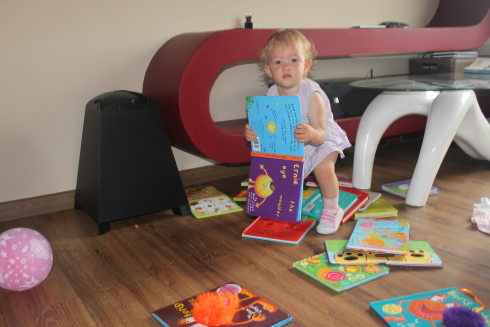 Dziecko i książki