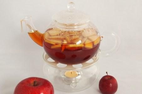 リンゴ紅茶