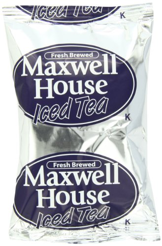 Maxwell House Clarity Blend Iced Tea, 3-Ounce Pouches (Pack of 24)