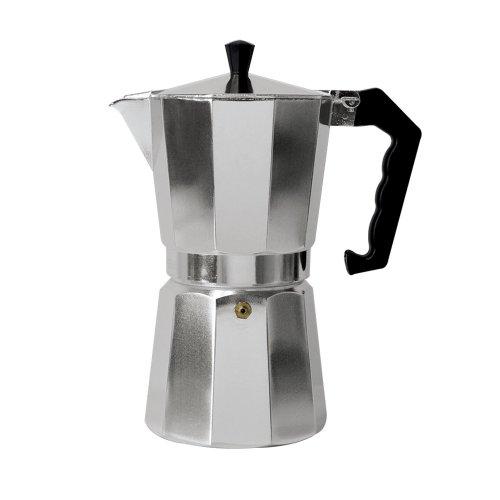 Primula 12-Cup Aluminum Stovetop Espresso Maker