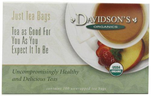 Davidson's Tea Bags, Formosa Oolong, 100 Count
