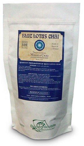 Blue Lotus Rooibos Masala Chai – Bulk 1 Lb Bag (530 Cups)