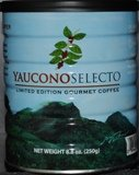Yaucono Selecto Limited Edition Gourmet Coffee Can 8.8oz