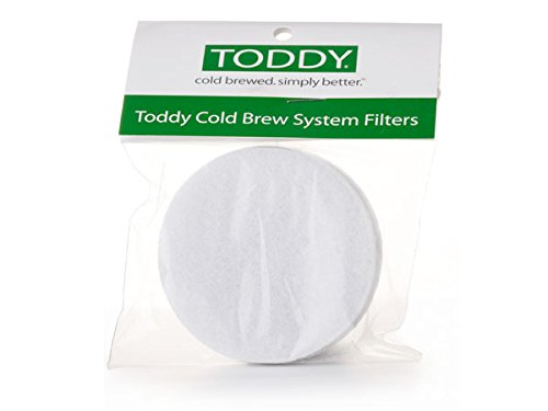 Toddy Cold Brew Replacement Filters *Value Pack of 4*