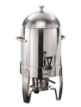 American Metalcraft (ALLEGCU2) 11 qt Stainless Steel Allegro Coffee Urn